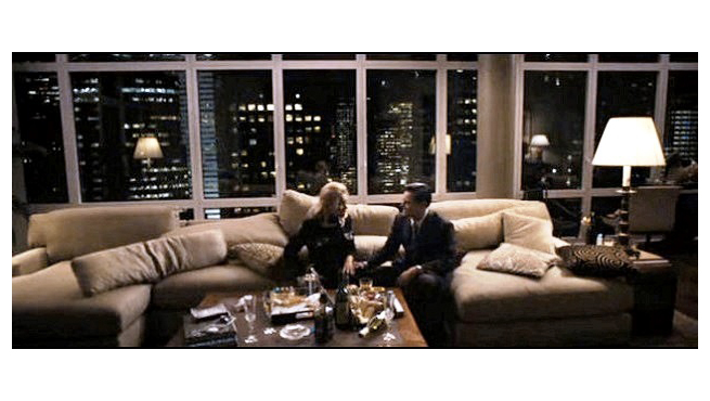 The Wolf of Wall Street: inside the penthouse