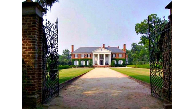 The Notebook: The Plantation House