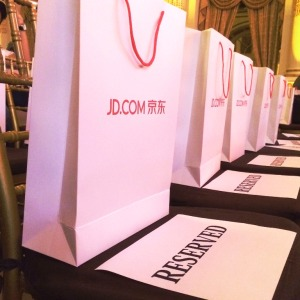 Arbitrago attends JD.com US Mall launch event in New York City